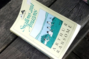 Swallows and Amazons- the best of reading aloud!