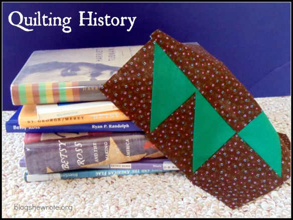 Blog She Wrote: Quilting History