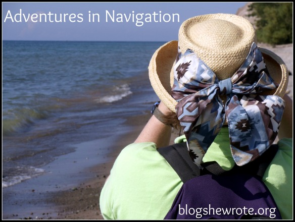 Blog She Wrote: Exploration & Navigation