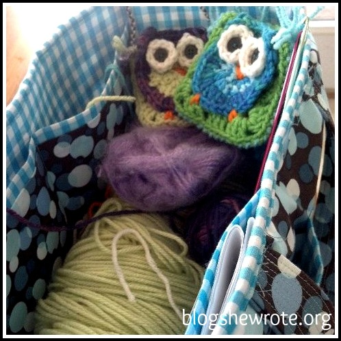 Blog She Wrote: Adventures with Yarn
