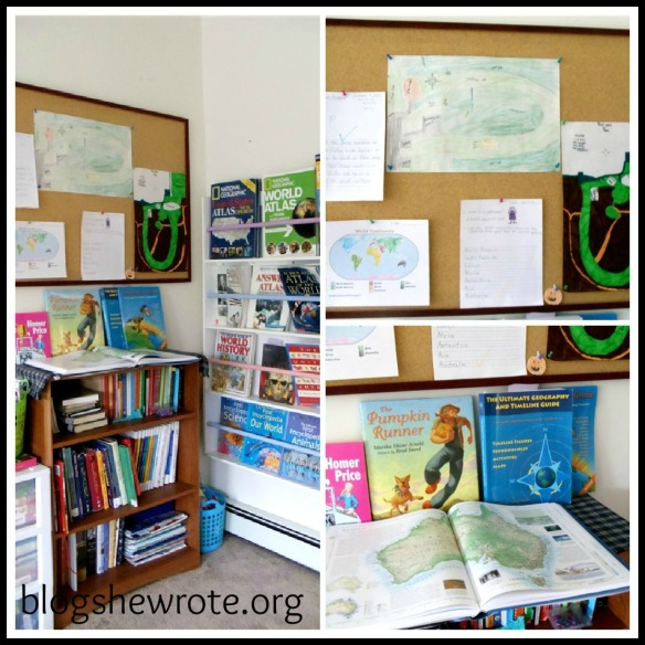 Blog She Wrote: Homeschool vs Classroom Teaching