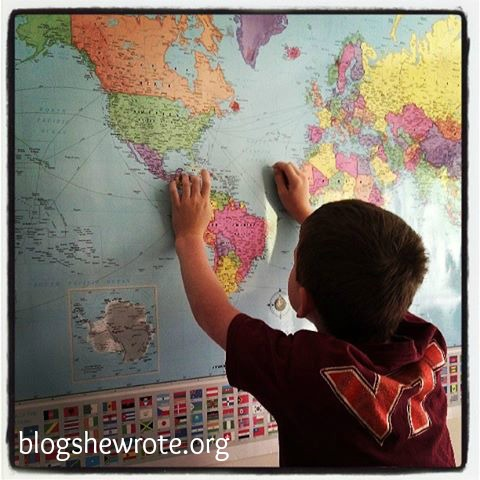 Blog She Wrote: Ten Things That Make My Homeschool Day