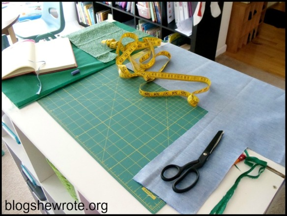 Blog She Wrote: Teaching Sewing in Your Homeschool {Whether or Not You Sew}