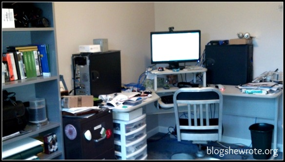 Blog, She Wrote: Project Workspaces