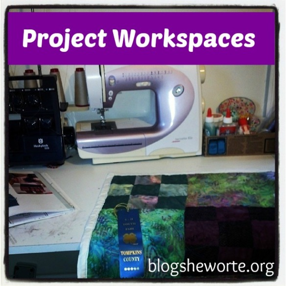Blog She Wrote: Project Workspace