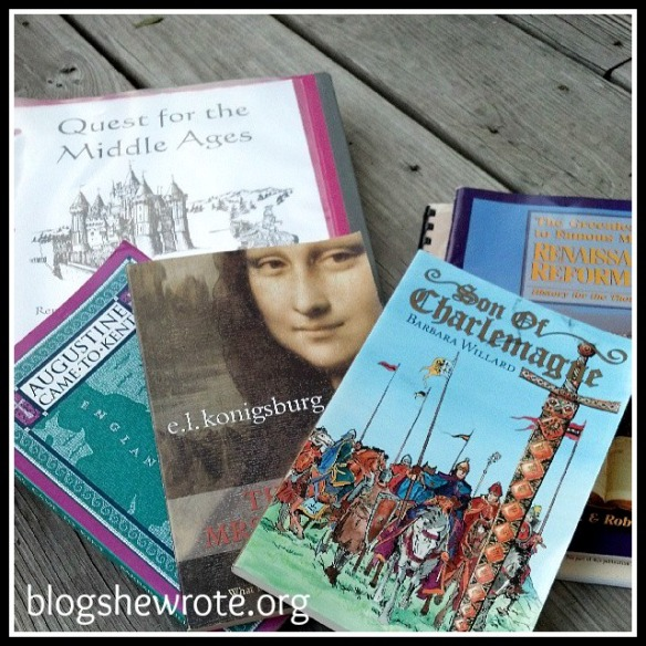 Blog, She Wrote: Homeschool Curriculum 2013-2014