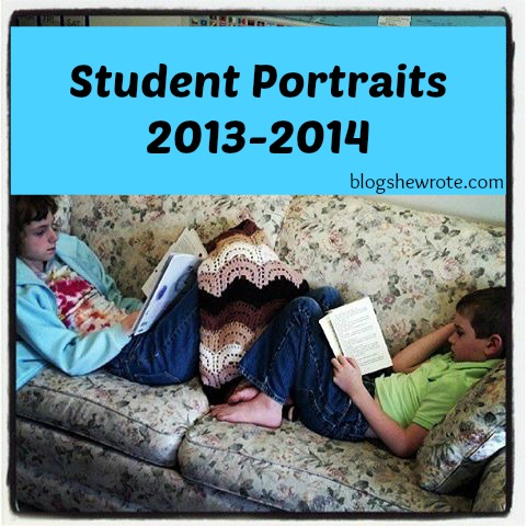 Blog She Wrote: Student Portaits