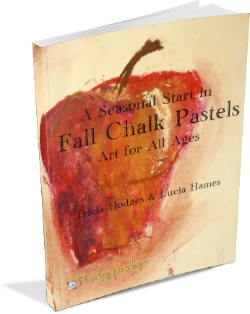 fall chalk pastels