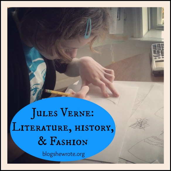 Blog, She Wrote: Jules Verne- Literature, History, & Fashion