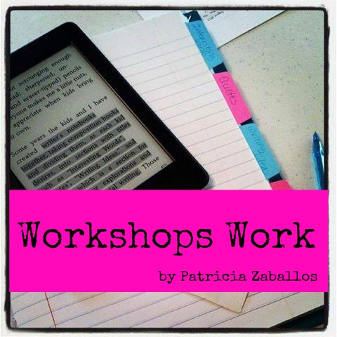 Blog, She Wrote: Workshops Work! A Parent's Guide to Facilitating Writer's Workshops for Kids
